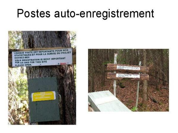 Auto-enregistrement